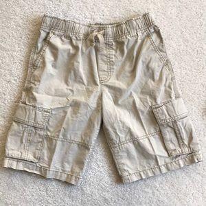 Boy's Khaki cargo pants